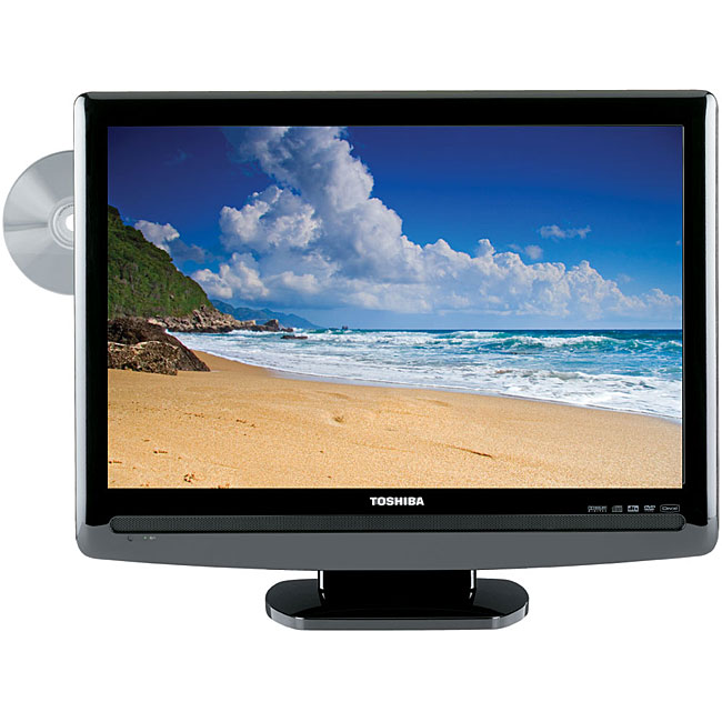 Toshiba 22lv505 22-inch 720p Dvd  Lcd Tv Combo  Refurbished  - Free Shipping Today