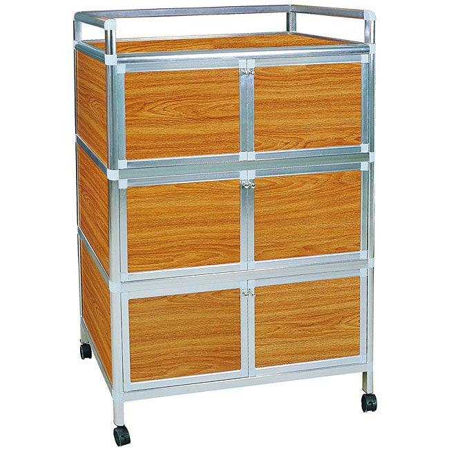 Tall kitchen utility cart free shipping today for Kitchen utility cart