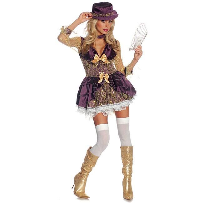 Sexy Renaissance Fair Women's 3-piece Halloween Costume