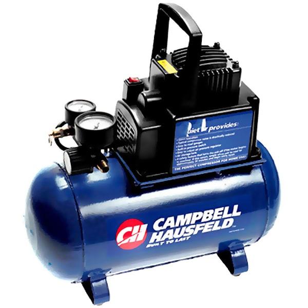 Campbell Hausfeld Quiet 2 gallon Air Compressor (Refurbished) - Free