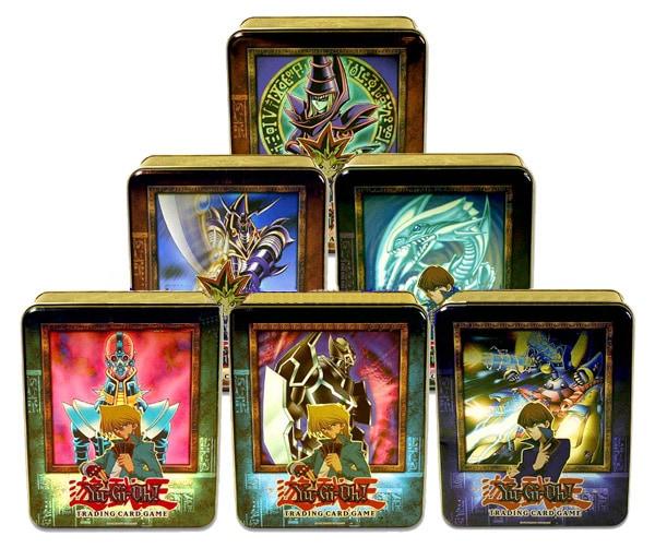Yu-Gi-Oh 2003 Collector's Tin Set (All Six Tins)