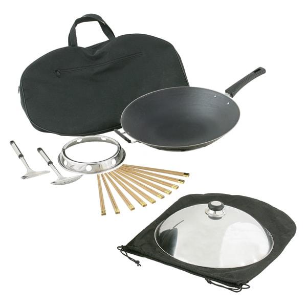 Camp Chef Deluxe Wok Set