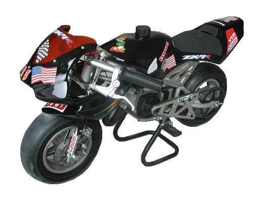 Salorr STG6060 47cc Pocket Bike