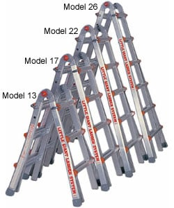 Little Giant 10126 Type IA Ladder System -- Model 26 - Thumbnail 1