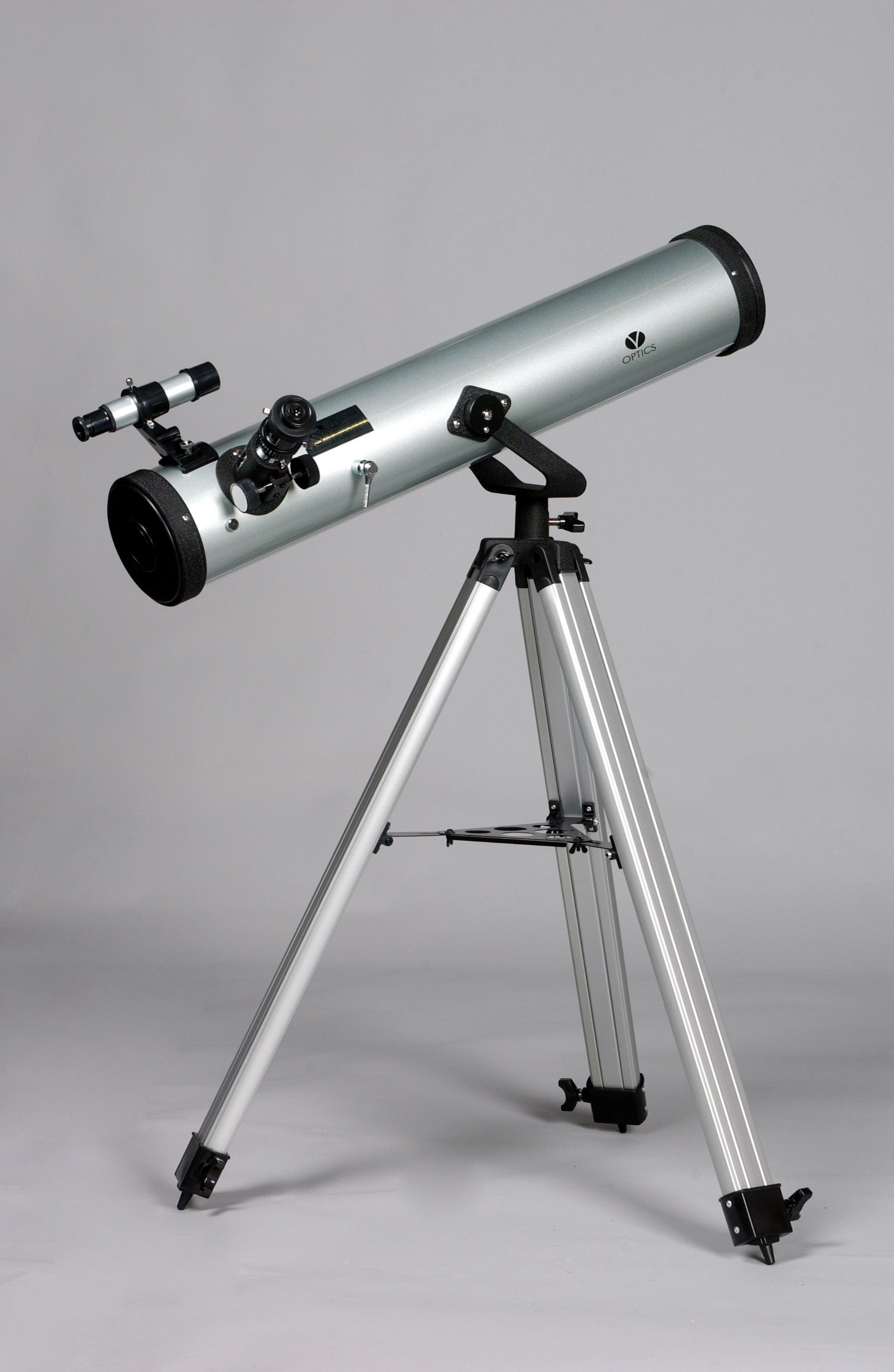 76mm x 700 mm Reflector Telescope - Thumbnail 1