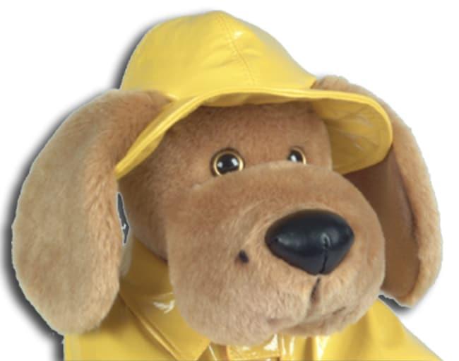 Animated Singing In The Rain Plush Dog Free Shipping On
