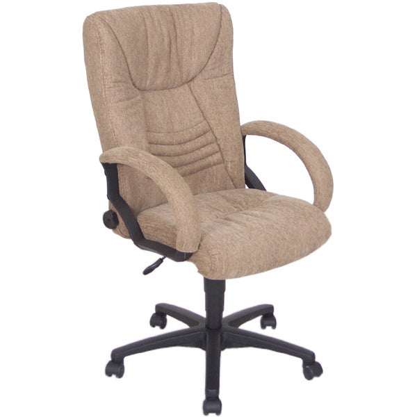 sealy posturepedic executive highback office chair - free shipping