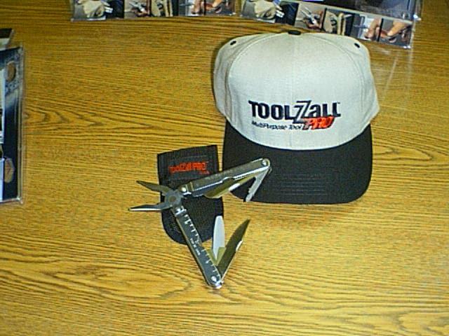 Crescent Toolzall Pro Multipurpose Tool - Thumbnail 1