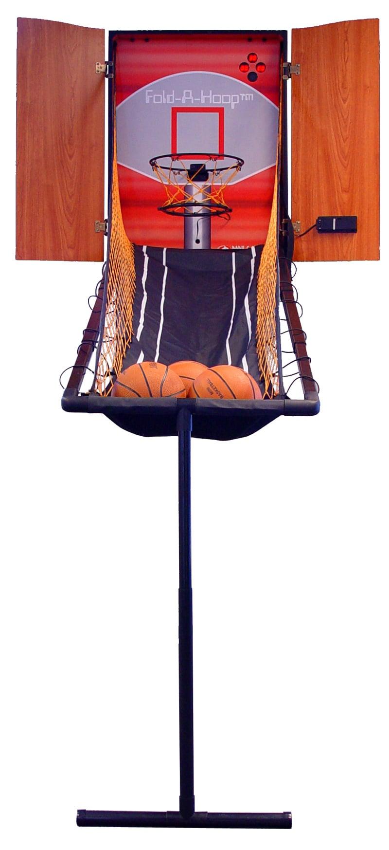 Fold-A-Hoop 2Player Arcade Basketball Game