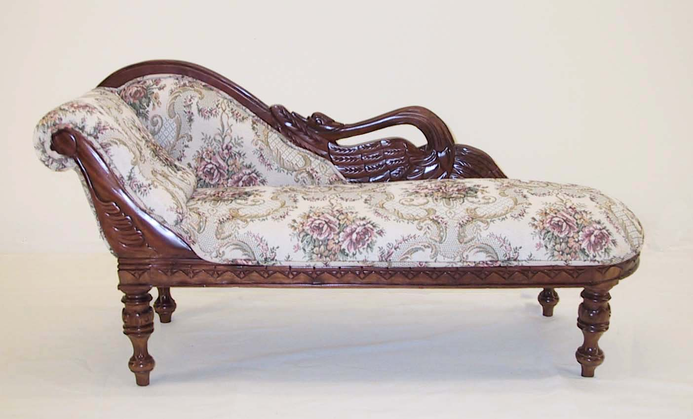Mahogany Child S Swan Sofa Free Shipping Today