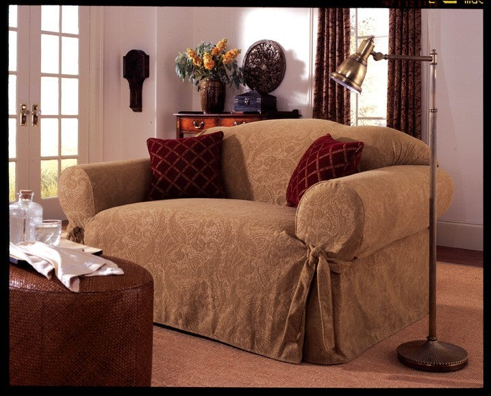 Overstock Couch Slipcovers