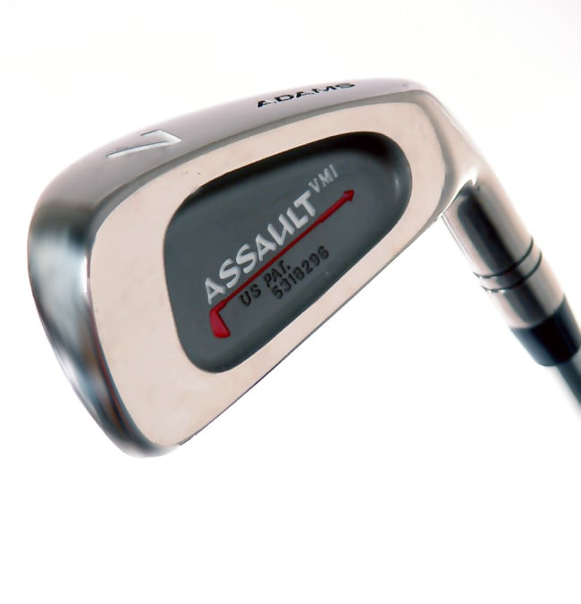 Adams Golf Assault VMI 8-piece Iron Set - Thumbnail 1