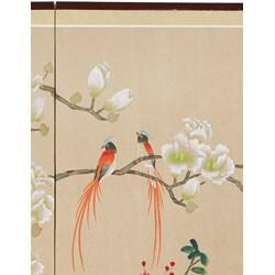 Love Birds Silkscreen (China)