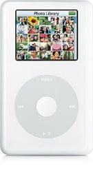 Apple iPod Classic 30GB 4th Generation White (Refurbished)