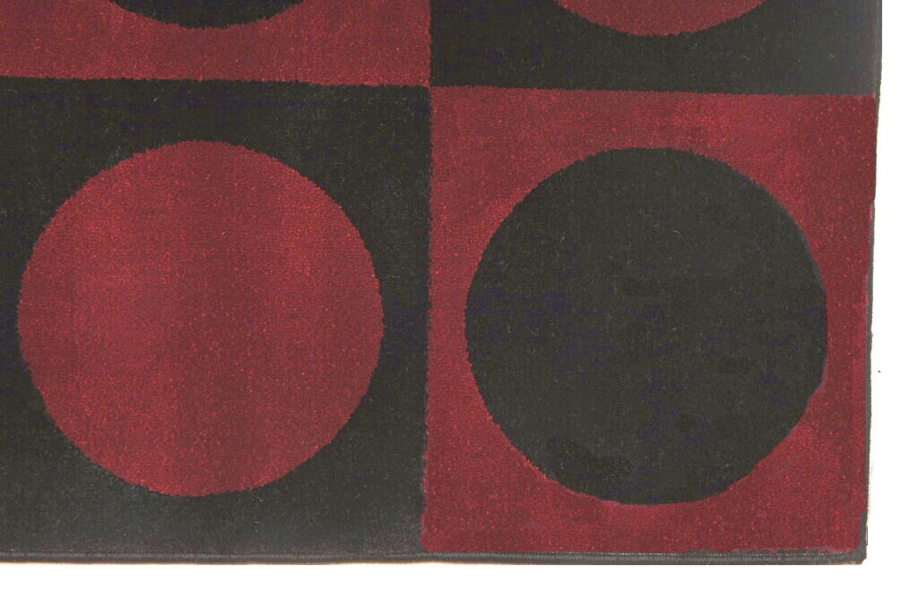 Sorina Contempo Emerlen Heat-set Rug (7'9 x 11'2) - Thumbnail 1