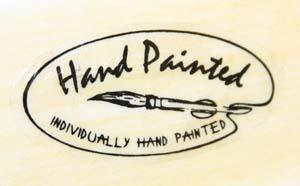 Tuscan Hand-painted Large Pasta/Salad/Fruit Bowl - Thumbnail 1