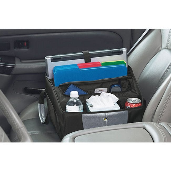 Case Logic Front Seat Mobile Office Organizer Free  : MLB10458243 from www.overstock.com size 650 x 650 jpeg 38kB