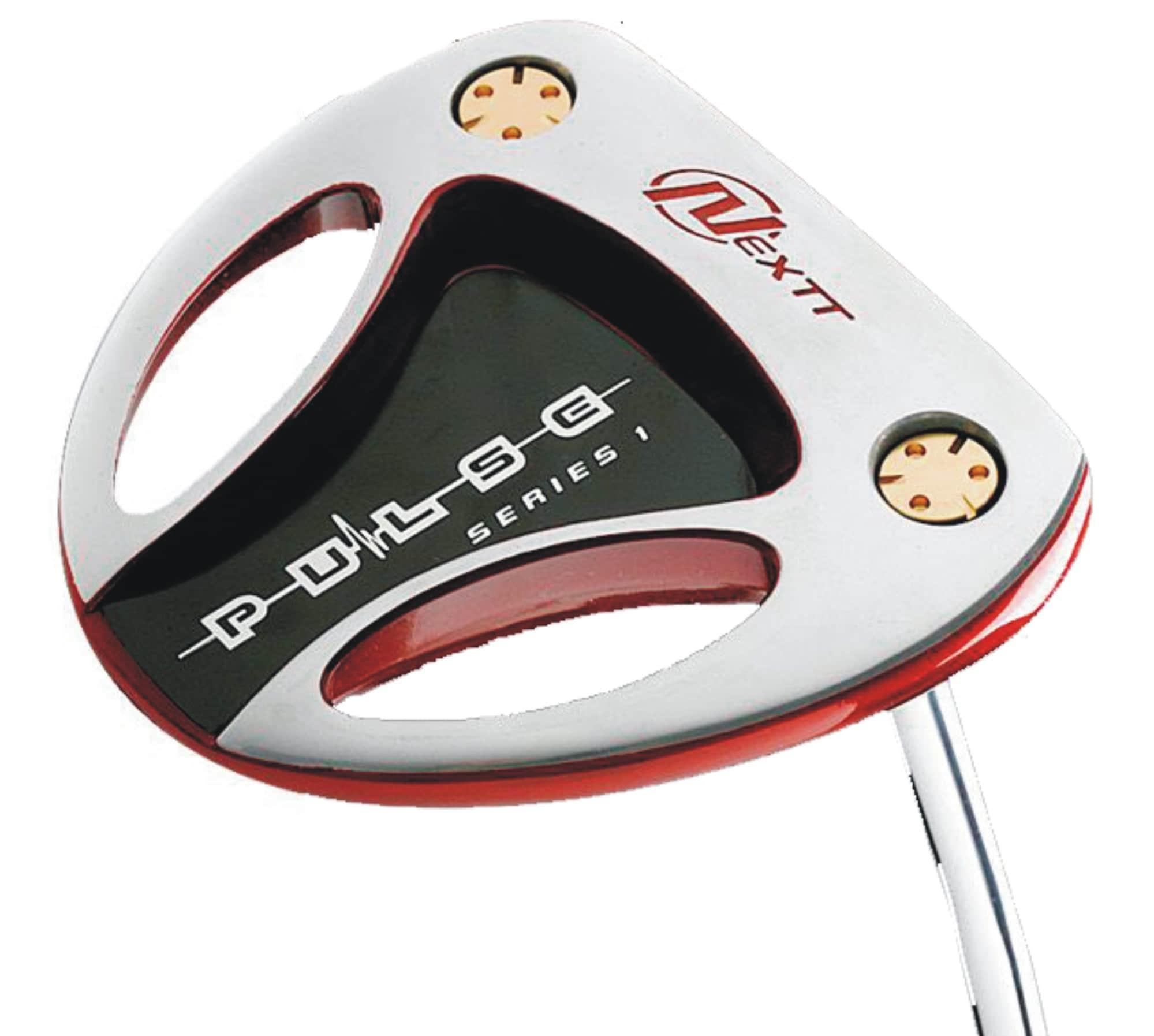 Nextt Golf Pulse Series 1 Forged RH Mallet Putter