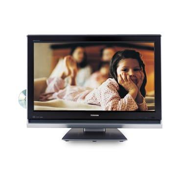 Toshiba 37LX96 37-inch Regza DVD HDTV LCD (Refurbished)