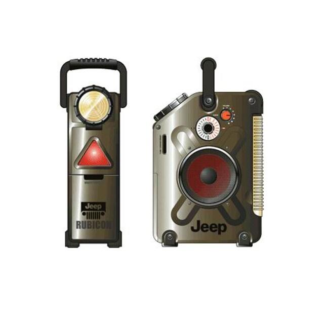 Jeep Jerry Can Flashlight/ Lantern/ Radio - Thumbnail 1