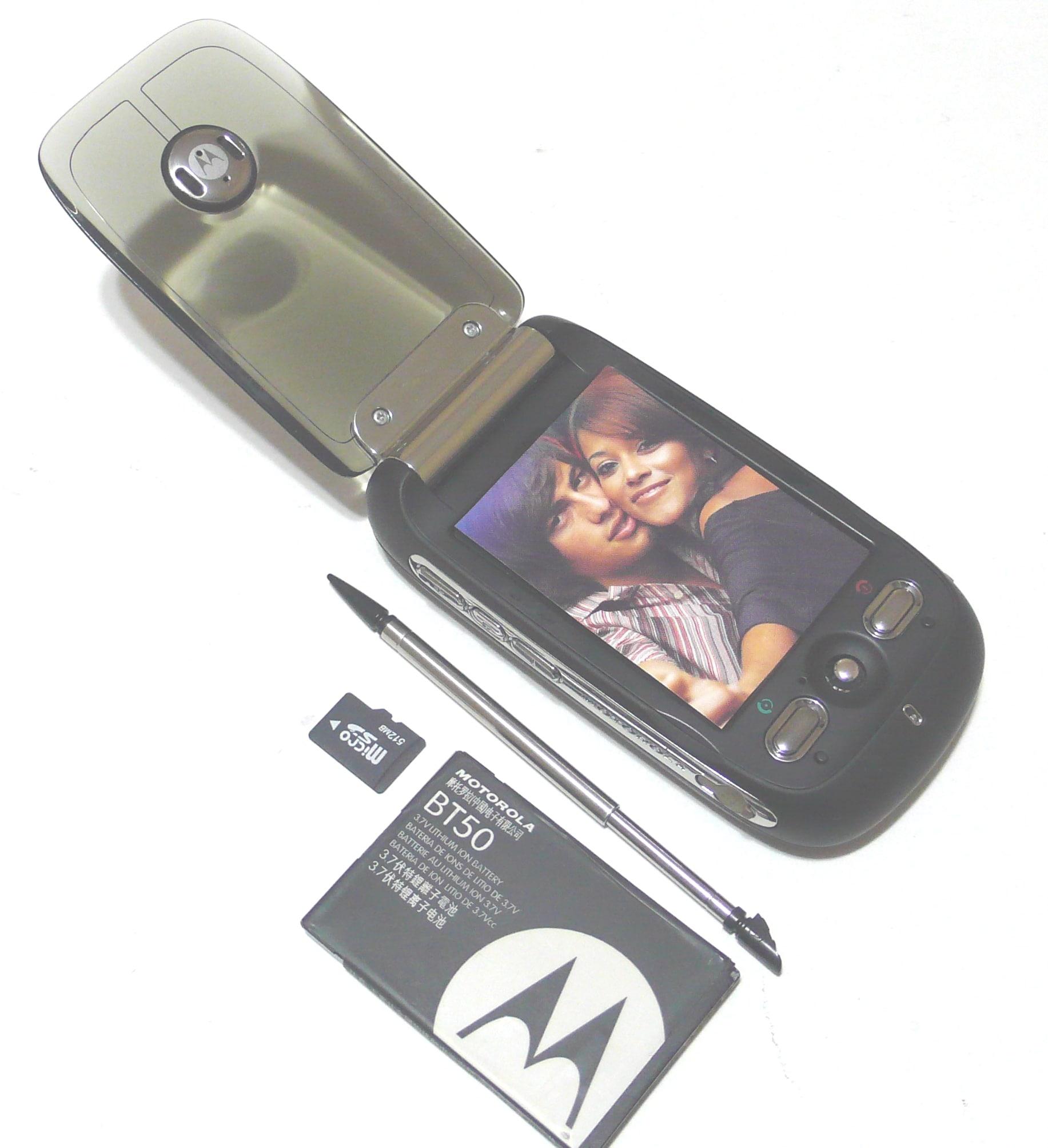 Motorola A1200 2.0MP Quadband PDA Cell Phone (Refurbished) - Thumbnail 1