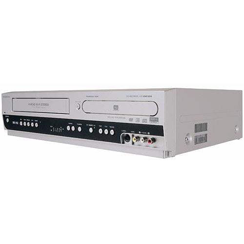 Magnavox MWR20V6 DVD Recorder and VCR Combo (Refurbished)