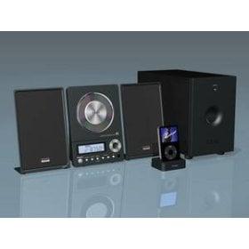 Teac CD-X10i Hi-Fi CD System with iPod Dock (Refurbished) - Thumbnail 1