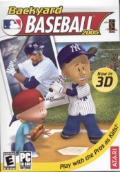 pc mac backyard baseball 2005 free shipping on orders over 45