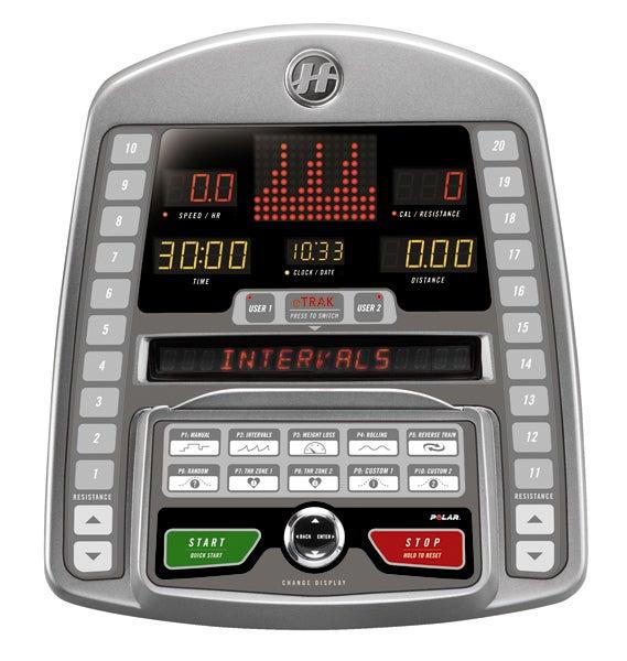 Horizon Fitness E6 Elliptical Exercise Machine
