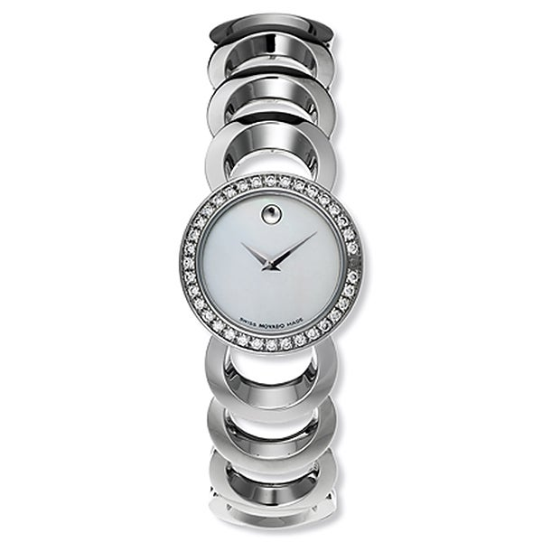 Movado Rondiro Women's Steel Quartz Watch