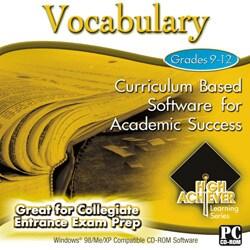 High Achiever Vocabulary