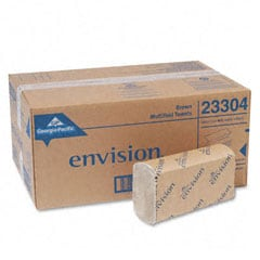 Georgia-Pacific Envision Embossed Paper Towels - 250/ Pack  (16 Packs/ Carton) - Thumbnail 1