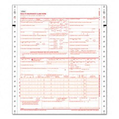 CMS-1500 Claim Forms - 1,500 Sets/Ctn