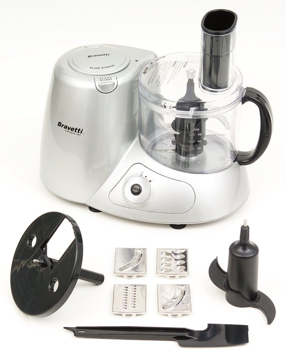 Bravetti Platinum Pro Food Processor Free Shipping Today