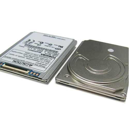 60GB Mini HDD Toshiba ZIF 1.8-inch MK6008GAH (OEM) - Thumbnail 1