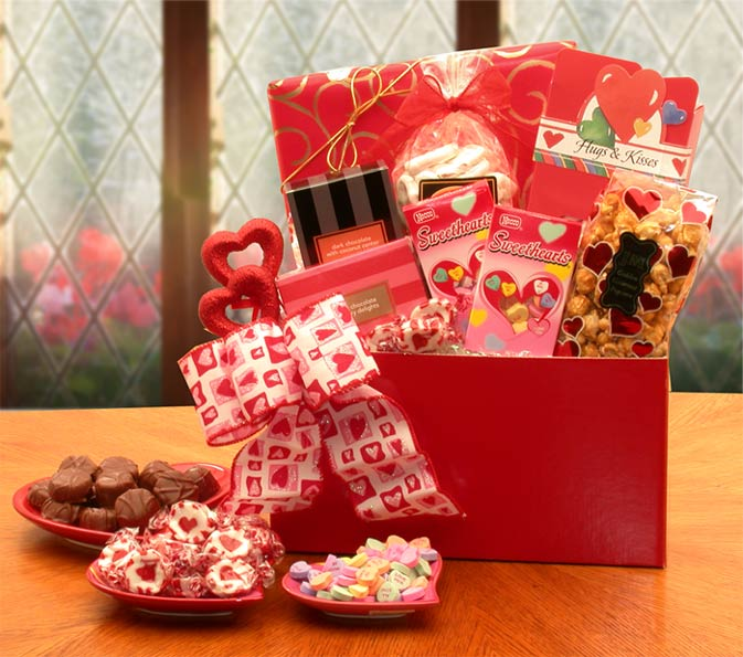 Valentine's Sweets Gift Box - Thumbnail 1