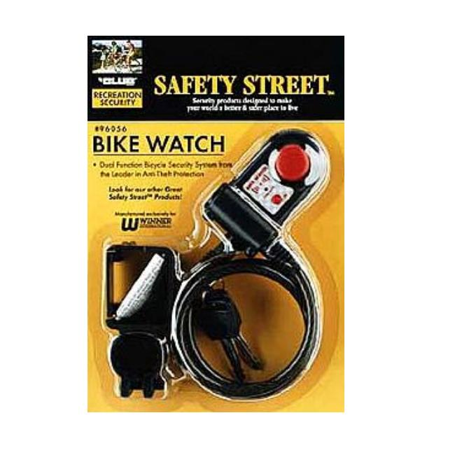 The Club Bicycle Cable and Alarm Lock - Thumbnail 1