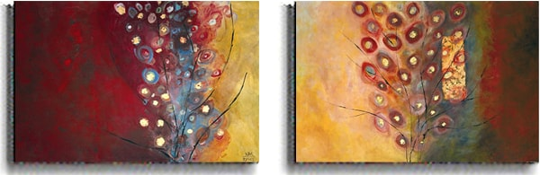 Russell 'The Silent Life of Trees' 2-piece Art Set - Thumbnail 1