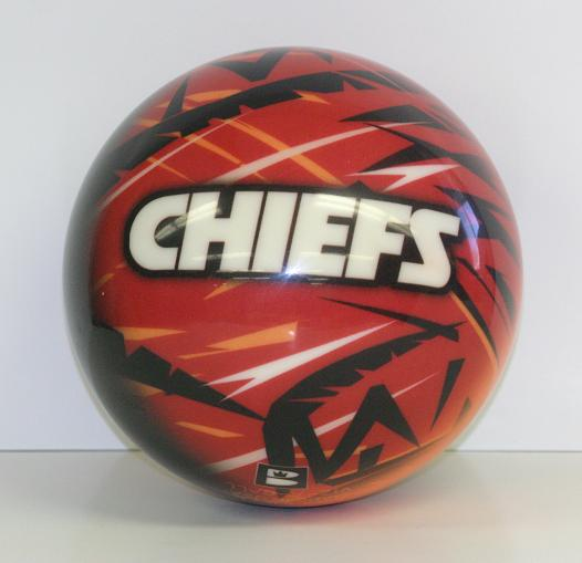 Brunswick NFL Chiefs Bowling Ball