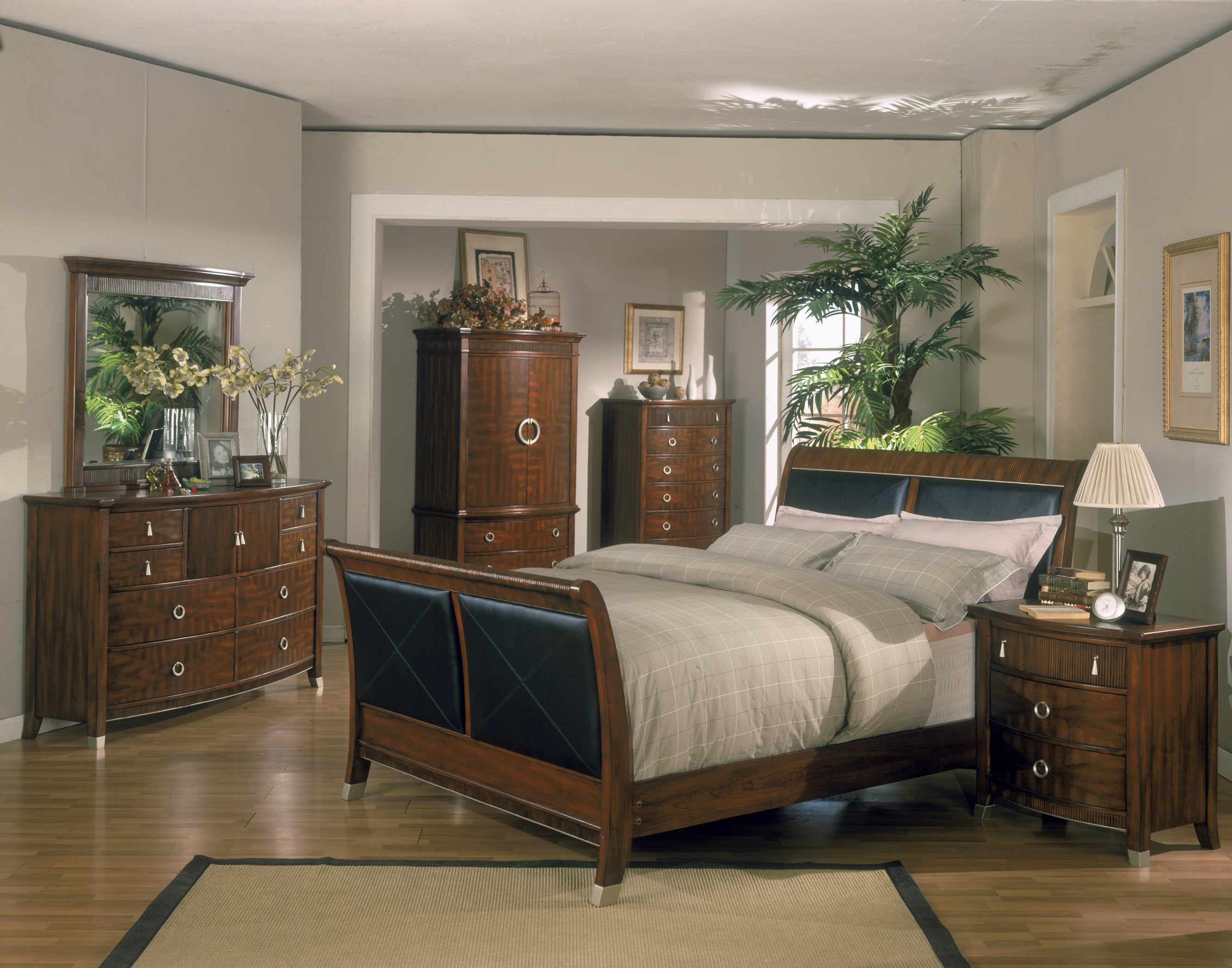 madison avenue 4 piece queen bedroom set free shipping today