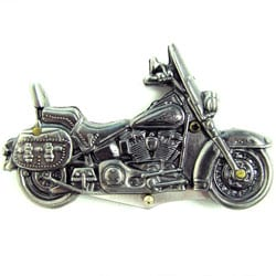 Stainless Steel Motorcycle Pocket Knife - Thumbnail 2