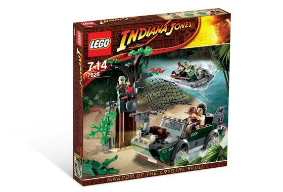 Lego Indiana Jones Complete Set (7624,7625,7626) - Thumbnail 1