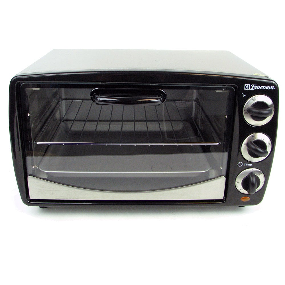 Emerson Countertop Convection Oven : Emerson 3-function Stainless Steel Toaster Oven - Free Shipping Today ...