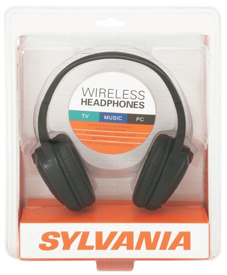 ca2cd38febd Shop Sylvania SYL-WH930CS Wireless Headphones - Free Shipping On Orders Over  $45 - Overstock - 3298336