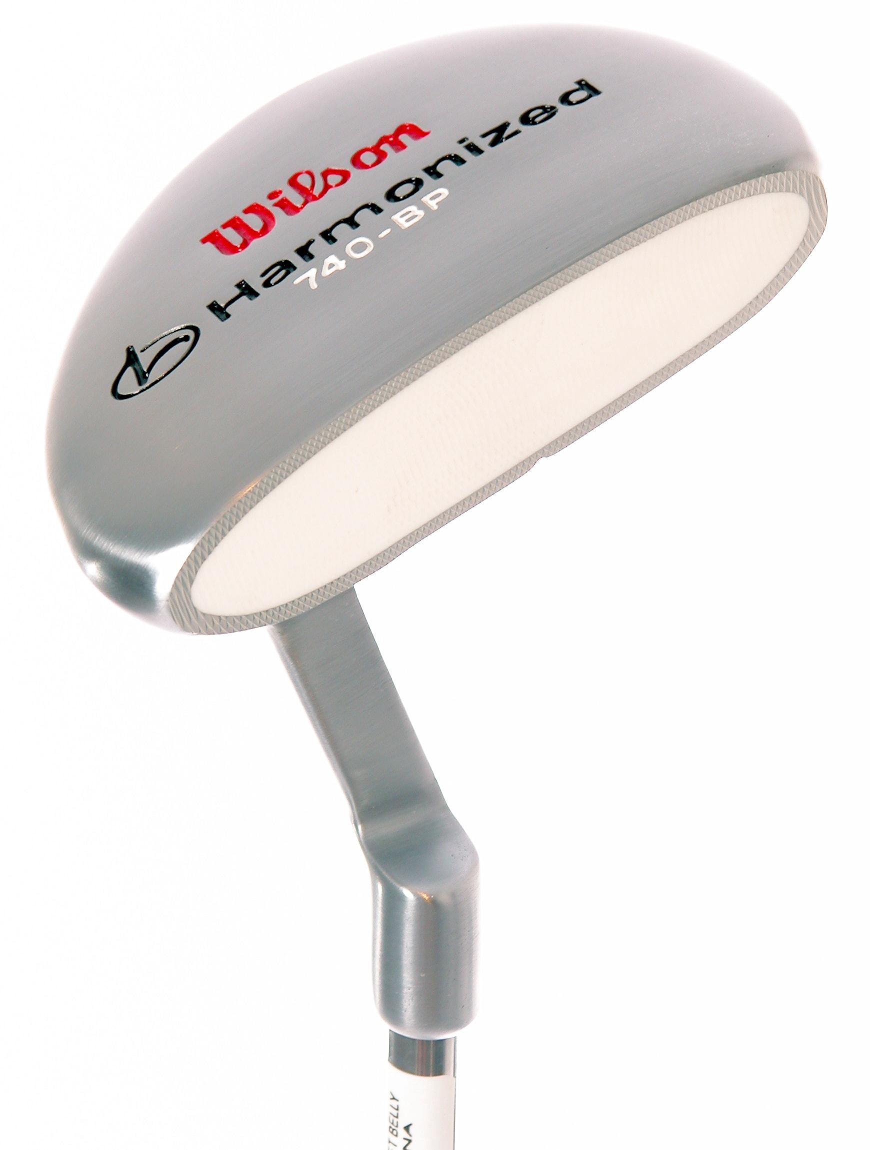 Wilson Golf Harmonized 740-BP RH Belly Putter - Thumbnail 1