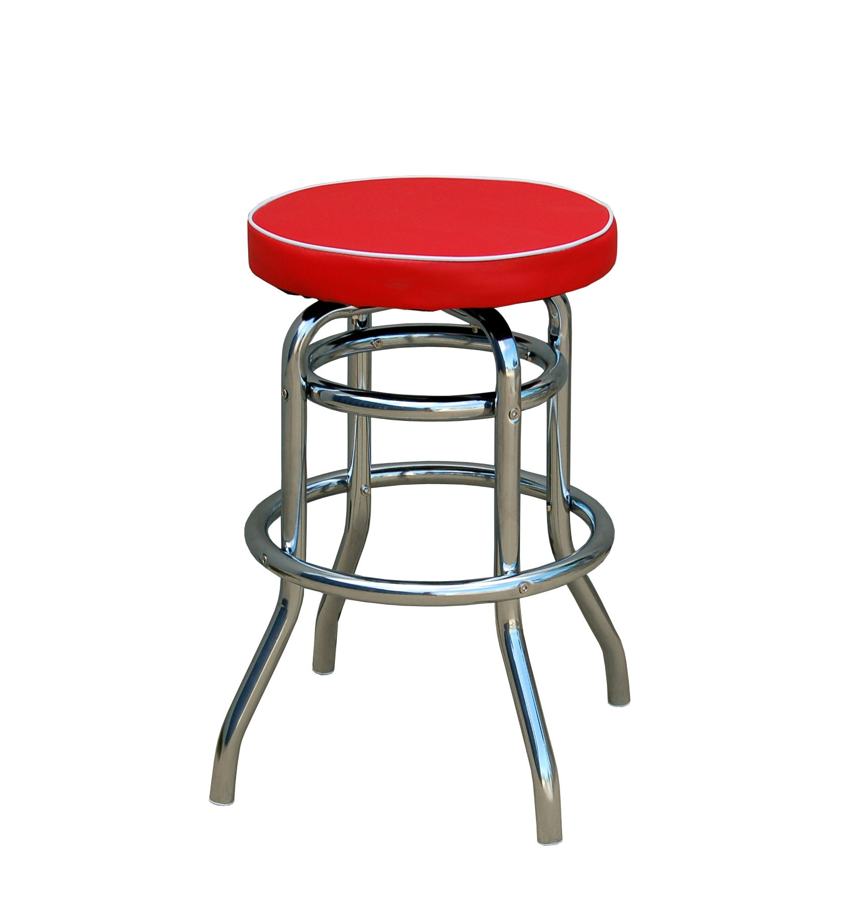 simple living birmingham retro bar stool thumbnail 1