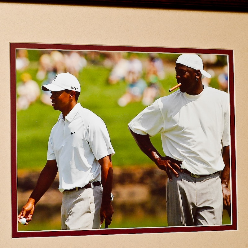 Tiger Woods Photo Frame - Best Picture Tiger In The World