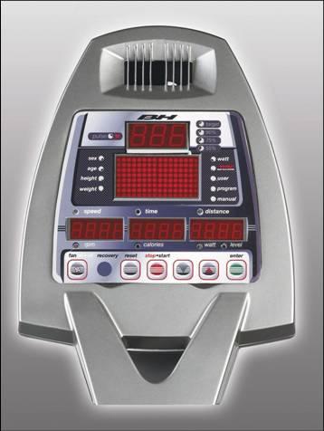 BH Iridium Self-generating Elliptical Trainer