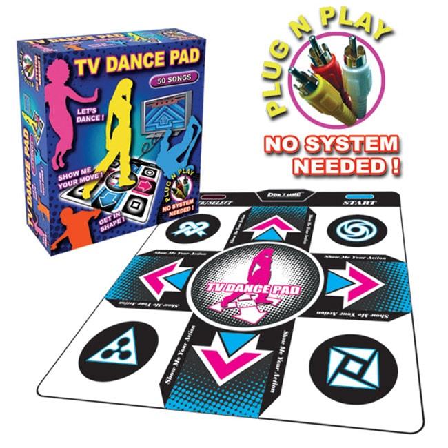 15-song TV Dance Pad Game Set - Thumbnail 1
