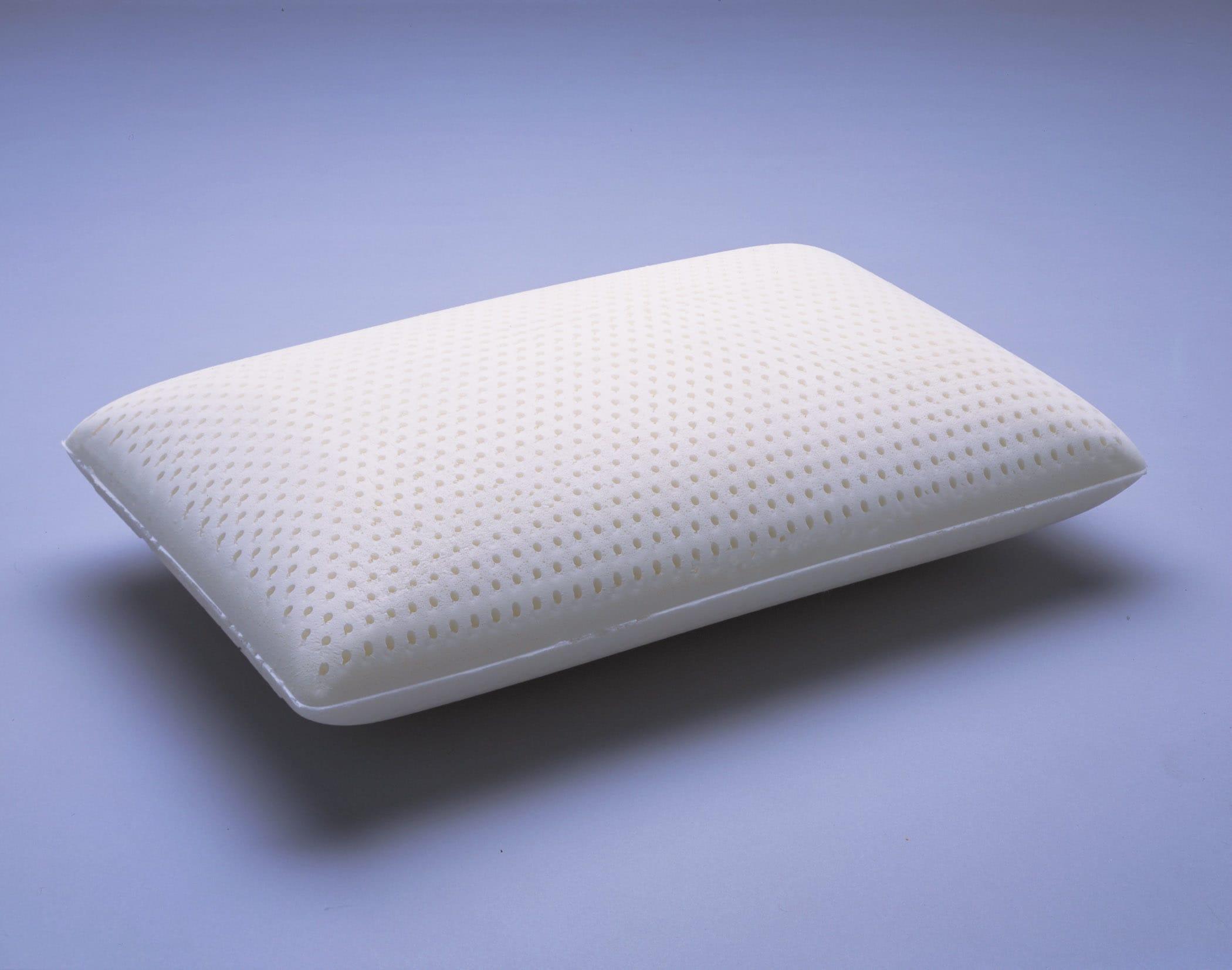 Nature's Rest High Loft Plush Latex Pillow - Thumbnail 1
